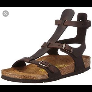 Birkenstock Chania sandals brown 36